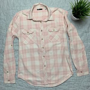 BDG Urban Outfitters Slim Fit Flannel
